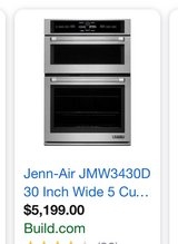Jenn Air micro oven combo in Cleveland, Texas