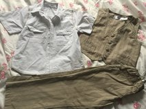 Boys 3 piece smart outfit REDUCED in Lakenheath, UK