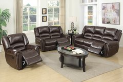 3 PC RECLINER SET YES ALL 3 PCS ONLY in Riverside, California
