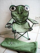 frog camp chair in Stuttgart, GE