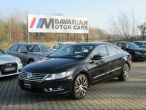 US Spec 2014 VW CC 4 motion Executive 4 wd with Warranty in Spangdahlem, Germany