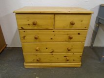 Solid pine chest of drawers in Lakenheath, UK