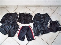 7 pair youth soccer shorts size 10 in Stuttgart, GE