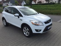 For Sale Ford Kuga SUV in Ramstein, Germany