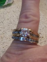 beautiful wedding set great Mother's Day present or upgrade in Camp Lejeune, North Carolina