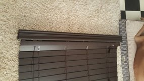 "2-1/2"" FAUX WOOD BLINDS in Yucca Valley, California"