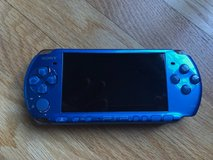 Sony PSP 3000 with games and accessories in Naperville, Illinois