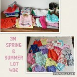 3m spring/summer lot in Ramstein, Germany