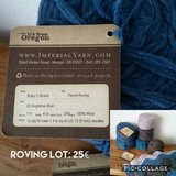 Roving yarn in Ramstein, Germany