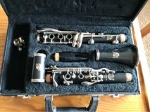 LeBlanc 7214 Clarinet/ Purchased From Ellman's Music in Naperville in Chicago, Illinois
