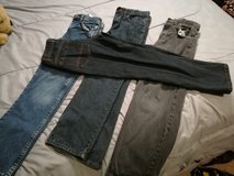 Blue jeans size 12 Reg in Fort Leonard Wood, Missouri