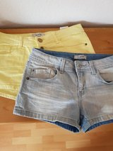 Shorts Size: S (34) Yellow shorts SOLD in Ramstein, Germany