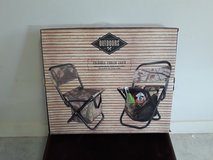 New Saddlebred® Foldable Chair with Cooler - Camoflauge Color in Fort Rucker, Alabama