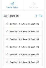 Taylor Swift Concert tickets in Los Angeles, California