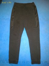 2prs. Black and Blue Boys Jogger Pants Sz 158cm for 12-13yo in Ramstein, Germany