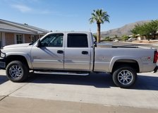 2006 Silverado 2500 in Alamogordo, New Mexico