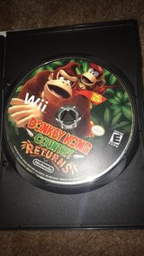 Donkey Kong Wii game in Fort Jackson, South Carolina