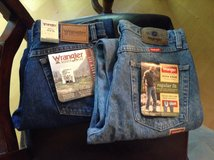 Wranglers jeans in Macon, Georgia
