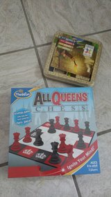 All Queens chess-NIB in Kingwood, Texas