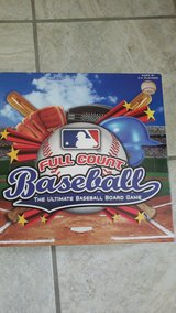 Full Count Baseball board game in Kingwood, Texas
