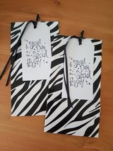 Favor Bags With Tags Handmade 10 Available in Ramstein, Germany