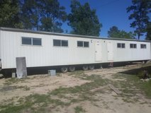 mobile office/double classroom in Cleveland, Texas