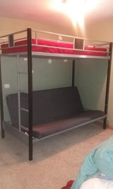 Futon bunk bed in Lake Charles, Louisiana