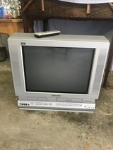Tv with dvd and vhs in Yorkville, Illinois