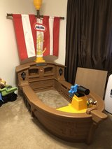 Toddler bed in Camp Pendleton, California