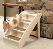 Solvit PupSTEP Plus Pet Stairs in Glendale Heights, Illinois