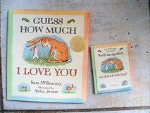 Guess How Much I Love You     books in English and German in Stuttgart, GE