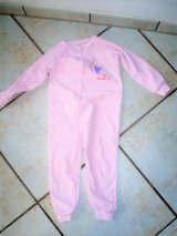 1 piece fleece pj's size 5 in Stuttgart, GE