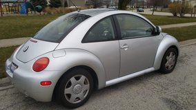2000 VW Beetle  Well Maintained  TONS of New Parts  ( Baby ) Brand New Tires in Naperville, Illinois