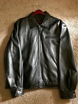 Never Worn American Classic Large Men's Leather Jacket Large in Hampton, Virginia