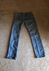 "Men's Factory Distressed Levi's Red Label Jeans Like New 30""x30"" in Hampton, Virginia"