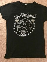 Women's Large Motörhead Tour Tee Size Large Slim Fit in Hampton, Virginia
