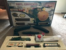 Bachmann White Christmas Express Train in Hampton, Virginia