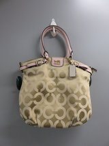 Authentic Coach Madison Satchel tote bag in Chicago, Illinois