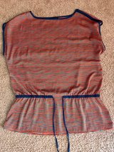 Like New Women's Ann Taylor Peplum Top Size M(8/10) in Hampton, Virginia