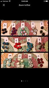 NWT Variety Lot Of 290 Jewelry Snaps for 50! These Fit Ginger Snap Jewelry! in Hampton, Virginia