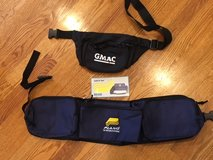 PLANO 3355  Waist Bag Fishing Tackle Bag - 3 zippered pockets in Plainfield, Illinois