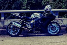 Yamaha R6 in Fort Carson, Colorado