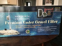 Premium Under Gravel Filter for 29 gallon tank - New in Bolingbrook, Illinois