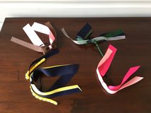 Set of 4 Decorative Hair Ties with Bows in Naperville, Illinois