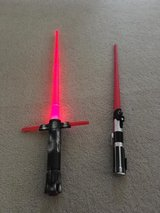 Star Wars Light Sabers in Naperville, Illinois