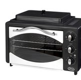 Summer's coming, don't heat up your whole house..use this.  10-in-1 everything oven by Ginny in Camp Pendleton, California
