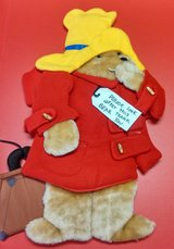 Vintage Paddington Bear Wall Hanging in Kingwood, Texas