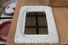 Wicker Mirror in Alamogordo, New Mexico