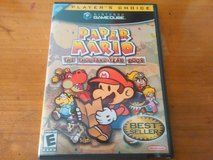 Paper Mario The thousand-year door Gamecube in Macon, Georgia