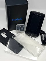 Samsung Galaxy Note8 SM-N950 - 64GB - Orchid Gray Smartphone With additional 4 Accessories in Camp Pendleton, California